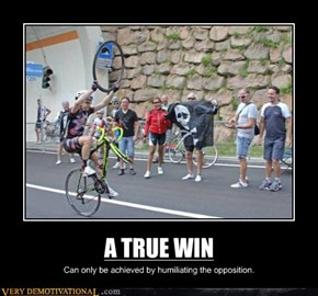 A TRUE WIN