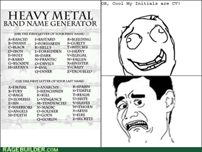 Heavy Metal Name Fail