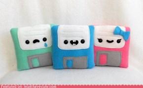 Floppy Plushies
