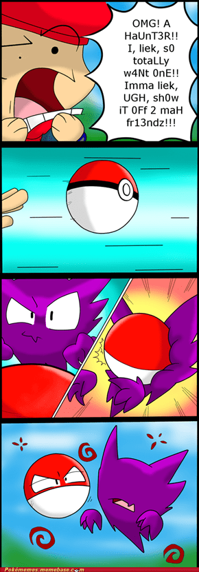 The Origin of Voltorb