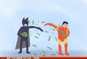 Batman Vs. Ironman