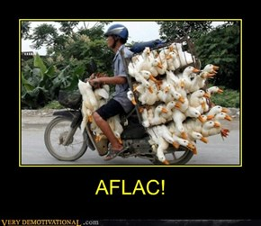 AFLAC!