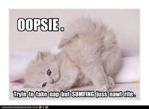 OOPSIE .