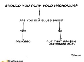 Should You Play Your Harmonica