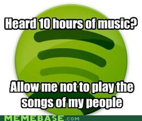Scumbag Spotify