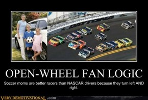 OPEN-WHEEL FAN LOGIC