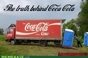 The truth behind Coca Cola