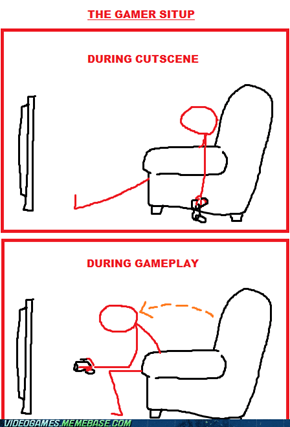 The Gamer Workout