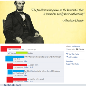 The problem with geniuses on the internet
