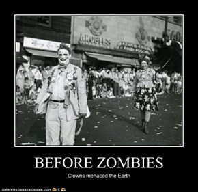 BEFORE ZOMBIES