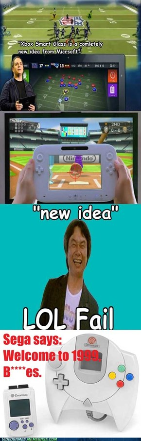 Nintendo: Innovating Retroactively