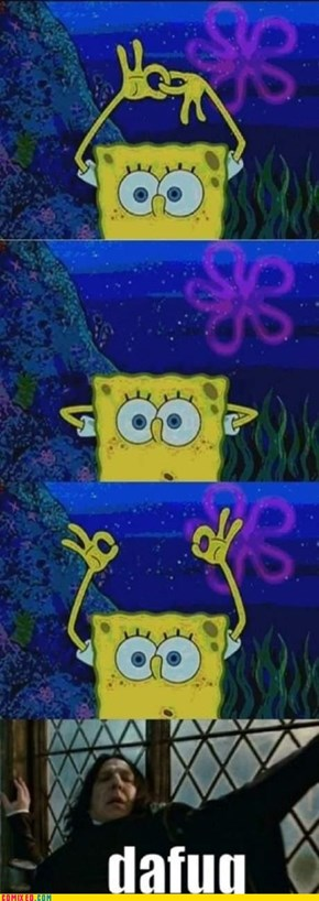 Classic: SpongeBob Is Magic