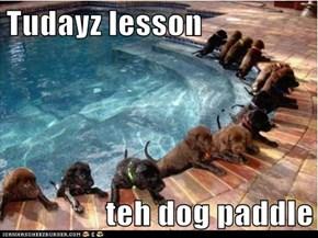 Swimin Lesonz