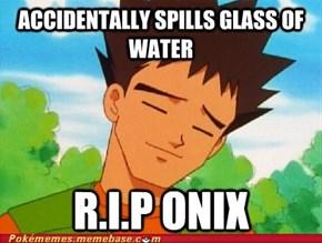 Bad Luck Brock