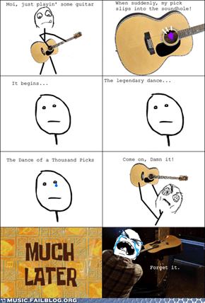 Black Hole Guitar
