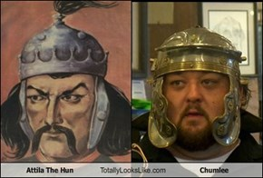 Attila The Hun Totally Looks Like Chumlee