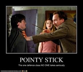 POINTY STICK