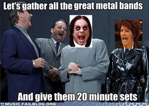 Evil Ozzfest Corporation