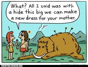 Caveman Mentality