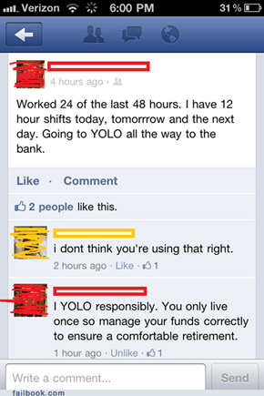 The Responsible YOLO
