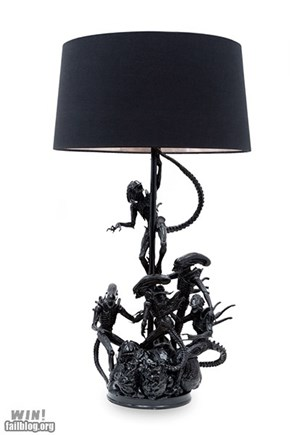 Alien Lamp WIN