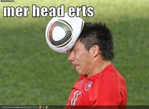 mer head erts