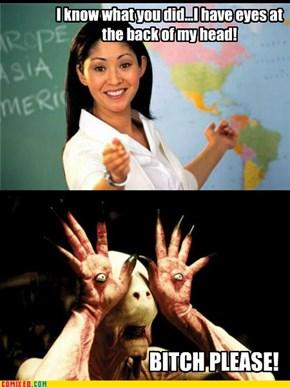 Teacher Please