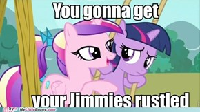 Malicious foalsitter Cadance strikes again