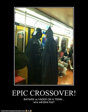 EPIC CROSSOVER!