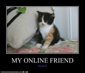 MY ONLINE FRIEND