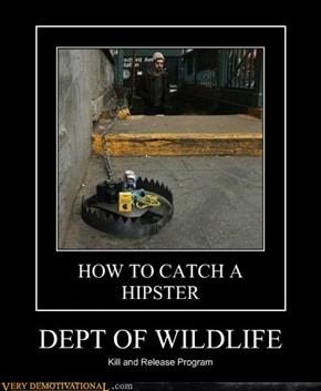 DEPT OF WILDLIFE