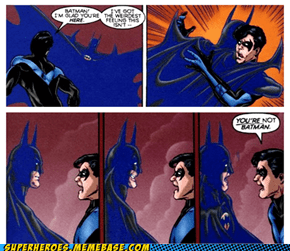 Bats Don't Hug