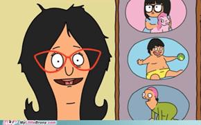 Tina's a Pegasister