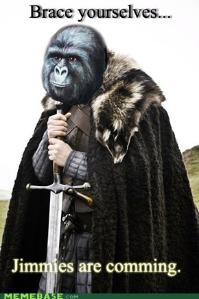 Game of Jimmies