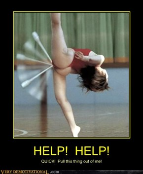 HELP!  HELP!