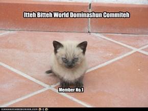 Itteh Bitteh World Dominashun Commiteh