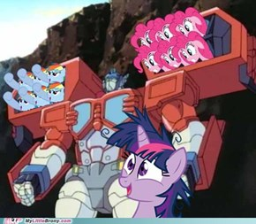 Your in for it now Megatron