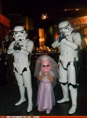 Star Wars - Princess Vader