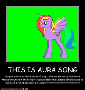 THIS IS AURA SONG