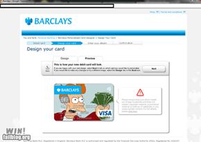 Credit Card WIN