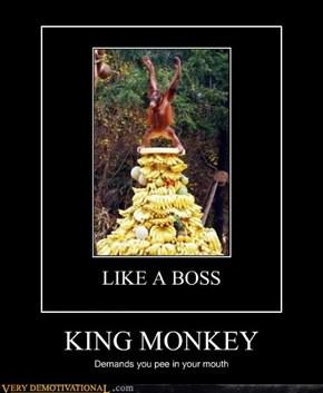 KING MONKEY