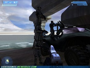 Halo Combat Evolved Marine Stacking