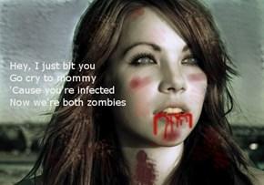 Zombie Carly Rae