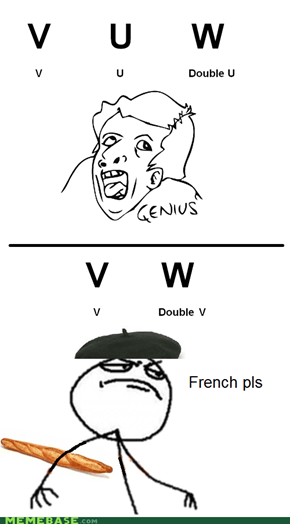 y u no speak french ?