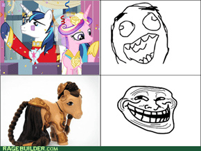 The Pony Rage