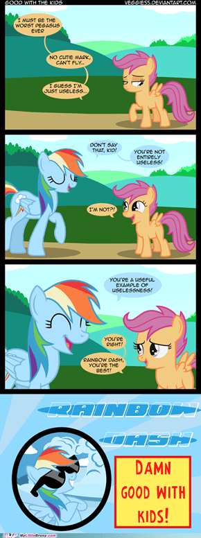 Ponyville Service Announcement