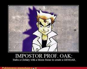 Impostor Oak's Research