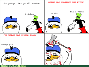 Dolan is Left for Dead