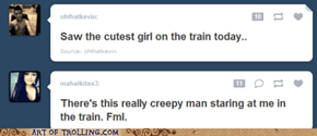 Then They Both Went Home and Blogged About Their Day on Tumblr