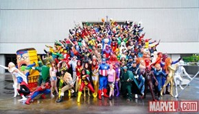 ALL the Marvel!
